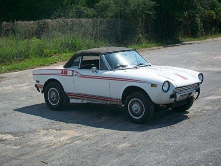 1974 FIAT Spider for sale 100803033