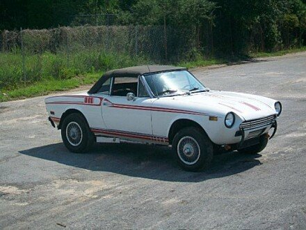1974 FIAT Spider for sale 100829481