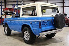 1974 Ford Bronco for sale 100785923