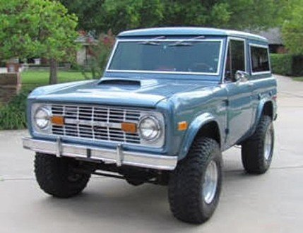 1974 Ford Bronco for sale 100794093