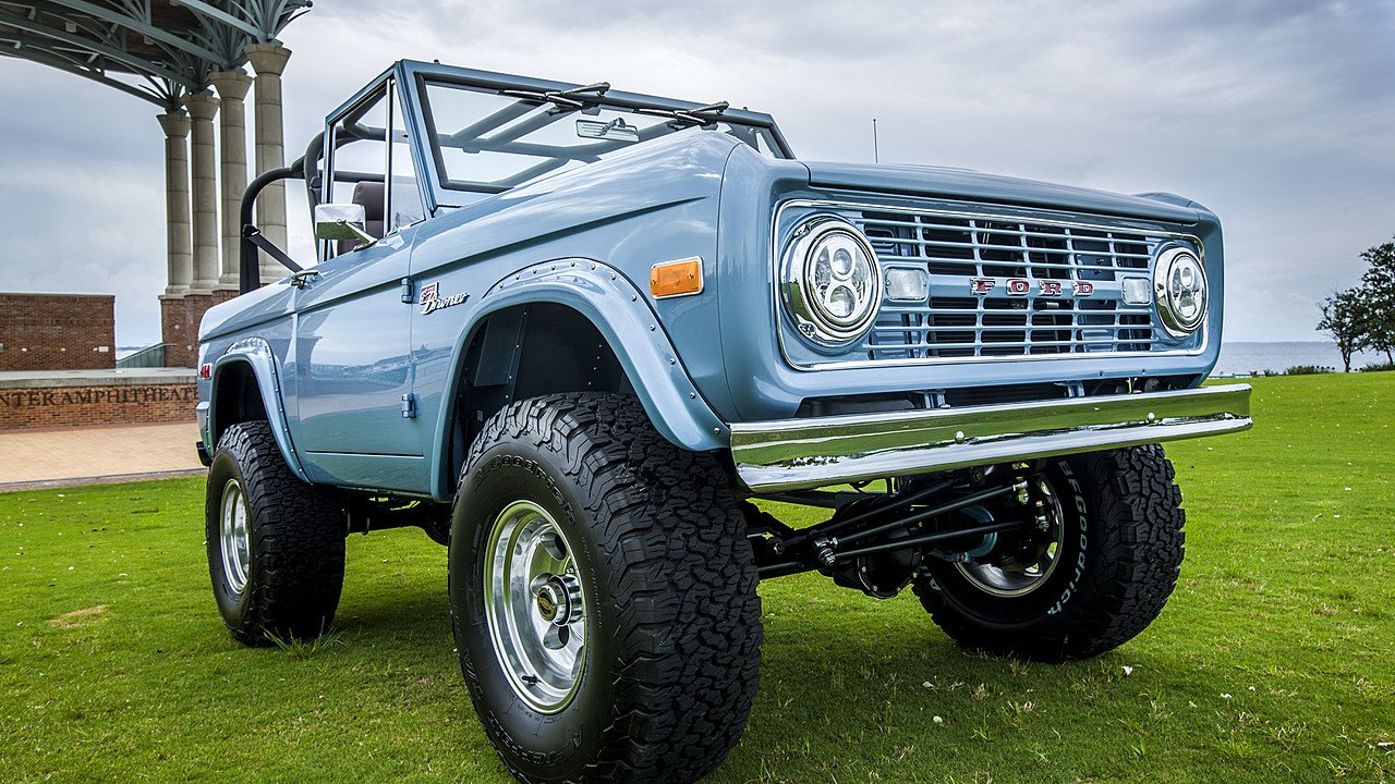 Charmant 1974 Ford Bronco Teile Ideen - Elektrische Schaltplan-Ideen ...