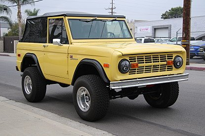 1974 Ford Bronco for sale 100927878