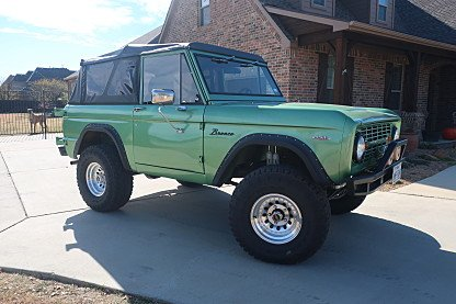 1974 Ford Bronco for sale 100934659