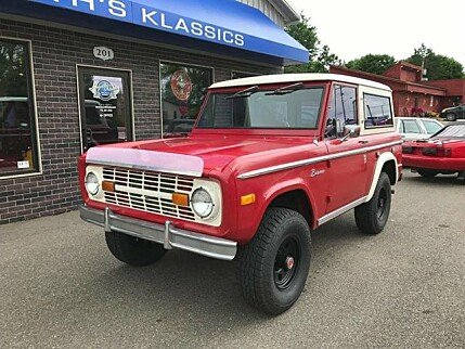 1974 Ford Bronco for sale 100884303