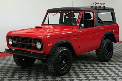 1974 Ford Bronco for sale 100910296