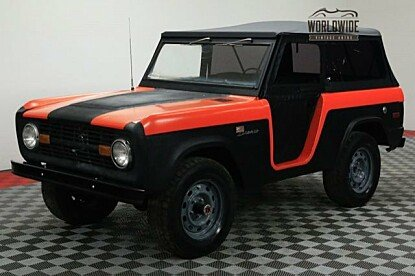 1974 Ford Bronco for sale 100951487