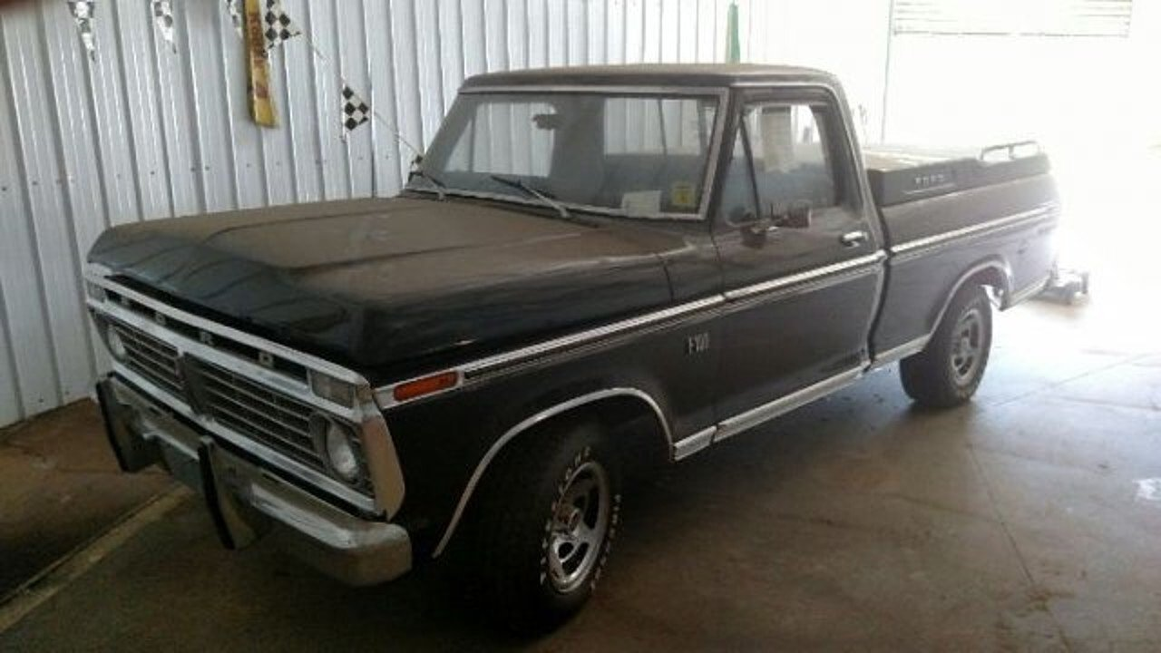 1974 Ford F100 for sale 100940137