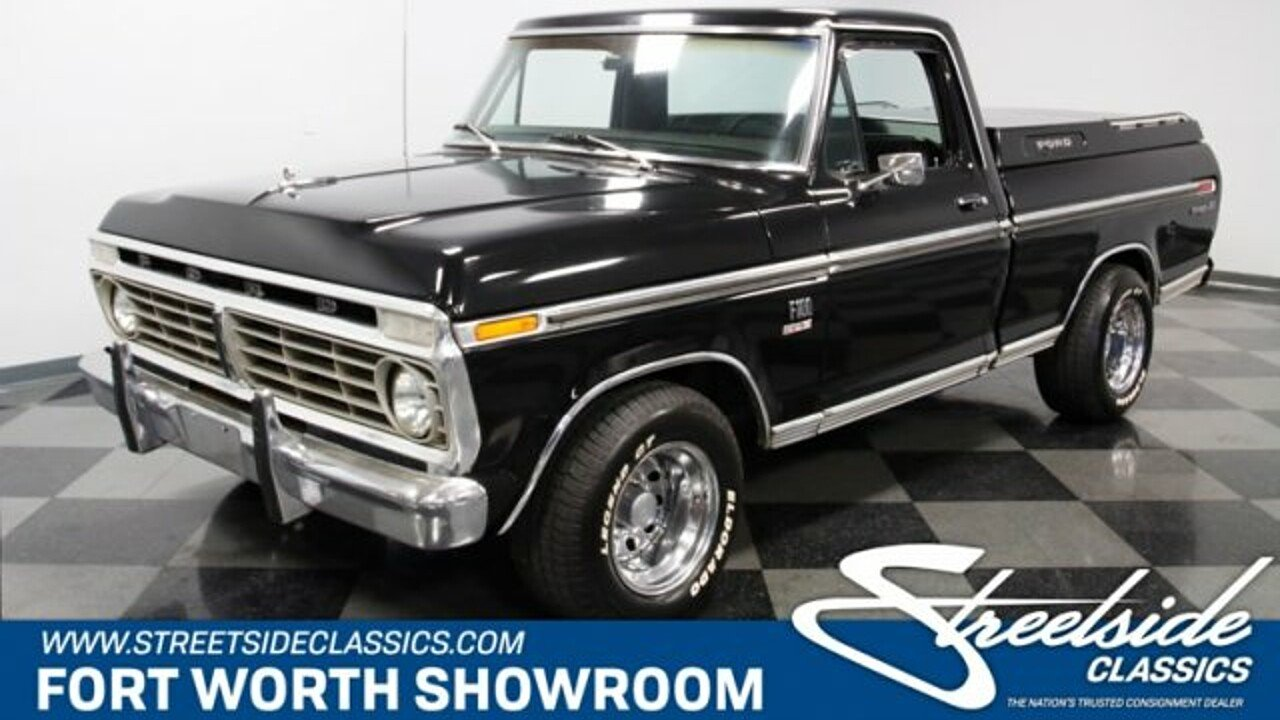 1974 Ford F100 for sale near Fort Worth, Texas 76137 - Classics on ...