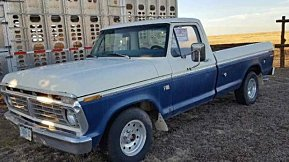 1974 Ford F100 for sale 100846927