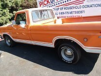 1974 Ford F100 2WD Regular Cab for sale 100915311