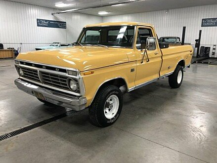 1974 Ford F100 for sale 101040253