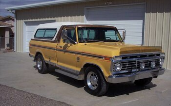 1974 Ford F250 2WD Regular Cab for sale 100919741