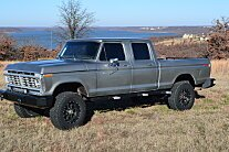 1974 Ford F250 4x4 SuperCab for sale 101045225
