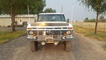 1974 Ford F250 4x4 Regular Cab for sale 101052016