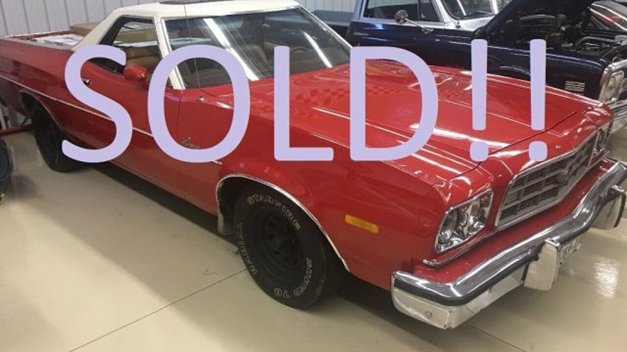 1974 Ford Ranchero for sale 100838151