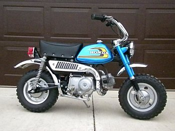 1974 Honda Trail 50 for sale 200395396
