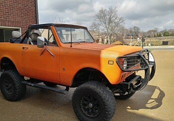 1974 International Harvester Scout for sale 100871753