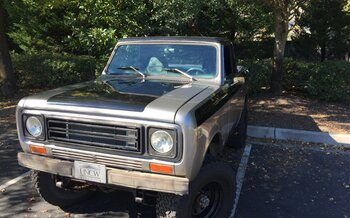 1974 International Harvester Scout for sale 100869725