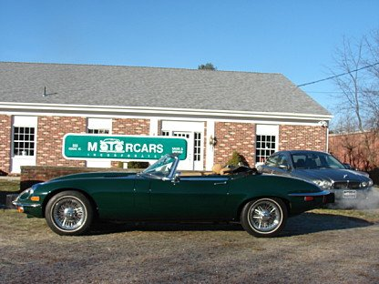 1974 Jaguar E-Type for sale 100757250