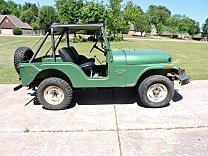 1974 Jeep CJ-5 for sale 100767086