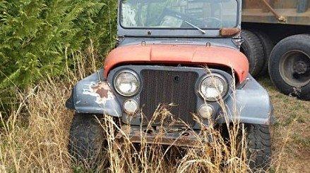 1974 Jeep CJ-5 for sale 100842135