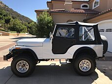 1974 Jeep CJ-5 for sale 101011937