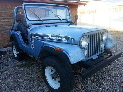 1974 Jeep CJ-5 for sale 100864641