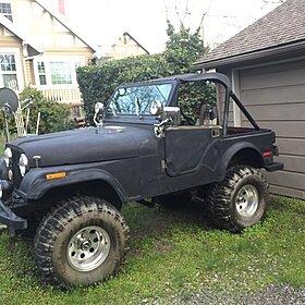 1974 Jeep CJ-5 for sale 100869343