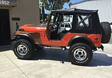 1974 Jeep CJ-5 for sale 100891552