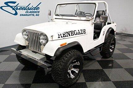 1974 Jeep CJ-5 for sale 100978044