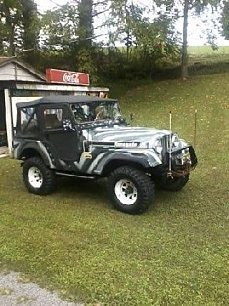 1974 Jeep CJ-5 for sale 101032377