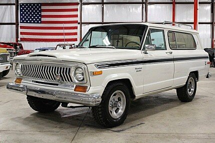 1974 Jeep Cherokee for sale 100849145