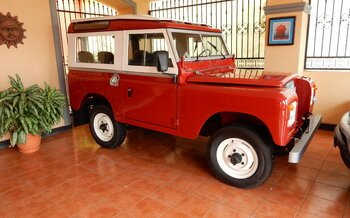 1974 Land Rover Series III for sale 100767825