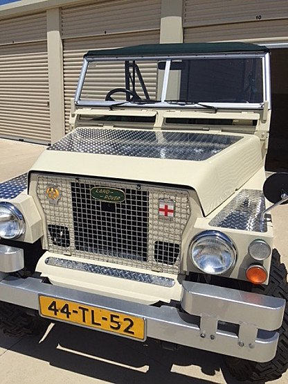 1974 Land Rover Series III for sale 100797481