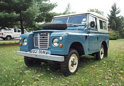 1974 Land Rover Series III for sale 100818349