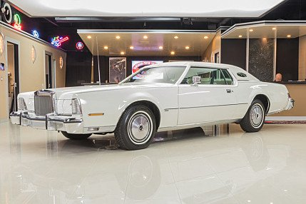 1974 Lincoln Continental for sale 100844200
