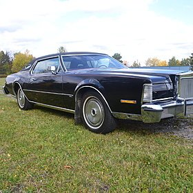1974 Lincoln Continental for sale 100839465