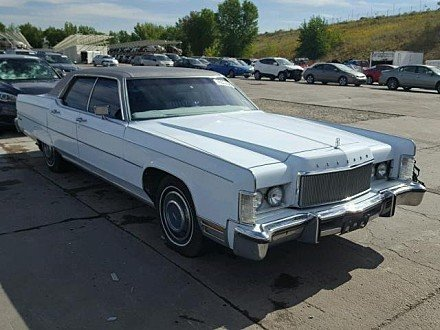1974 Lincoln Continental for sale 101037346