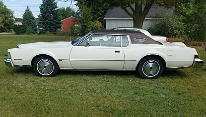 1974 Lincoln Mark IV for sale 100912640