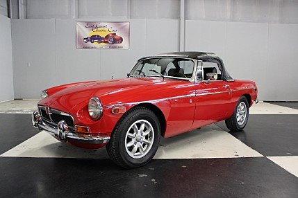 1974 MG MGB for sale 100783010