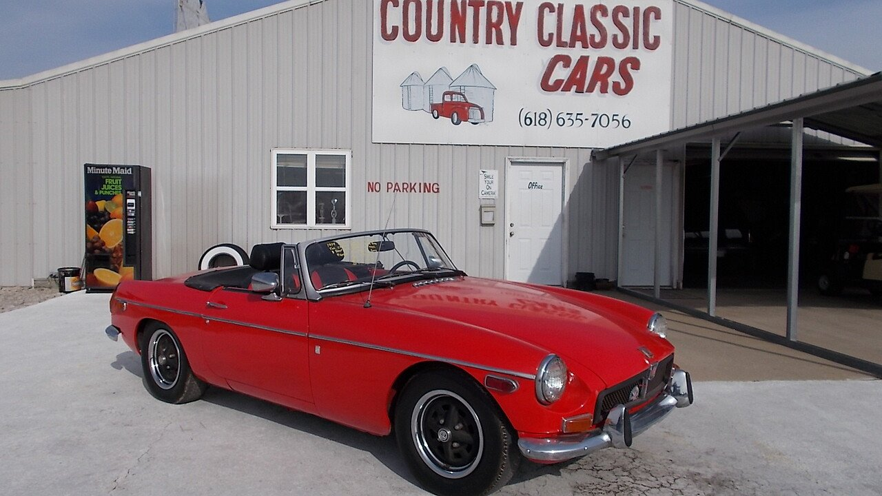 1974 MG MGB for sale 100881399