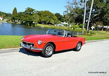 1974 MG MGB for sale 100818940