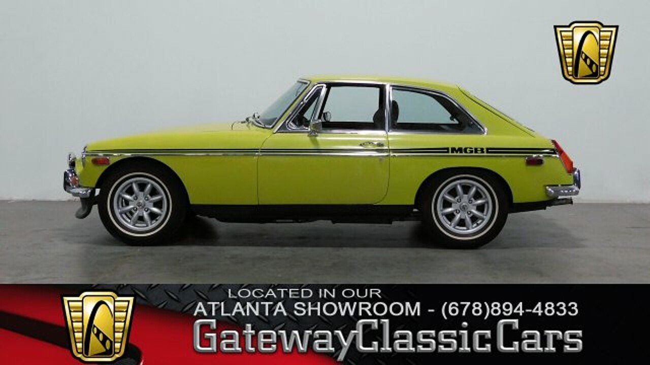 1974 MG MGB for sale 100860995