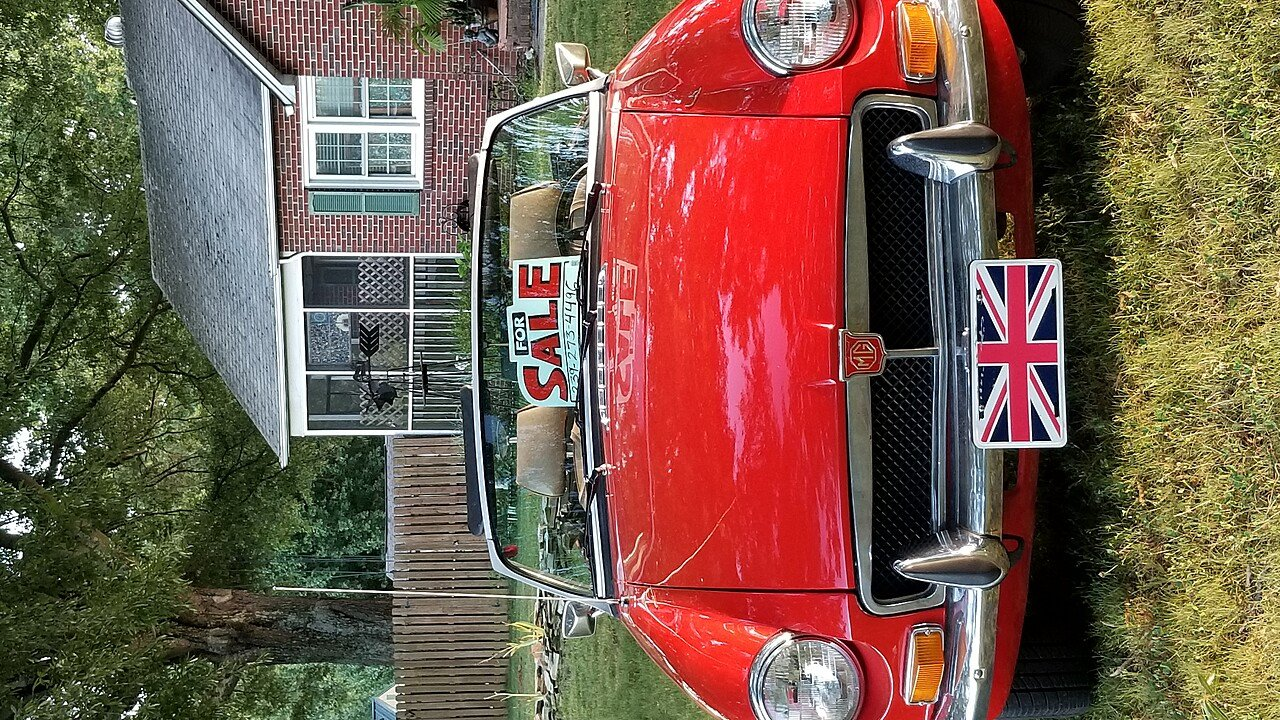 1974 MG MGB for sale 100890934