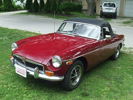 1974 MG MGB for sale 100883968