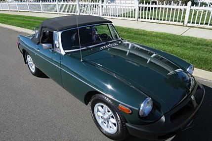 1974 MG MGB for sale 100916220
