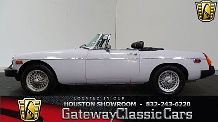 1974 MG MGB for sale 100921758