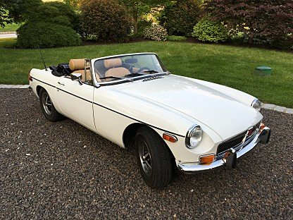 1974 MG MGB for sale 100994875