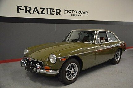 1974 MG MGB for sale 101043749