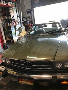 1974 Mercedes-Benz 450SL for sale 100862987